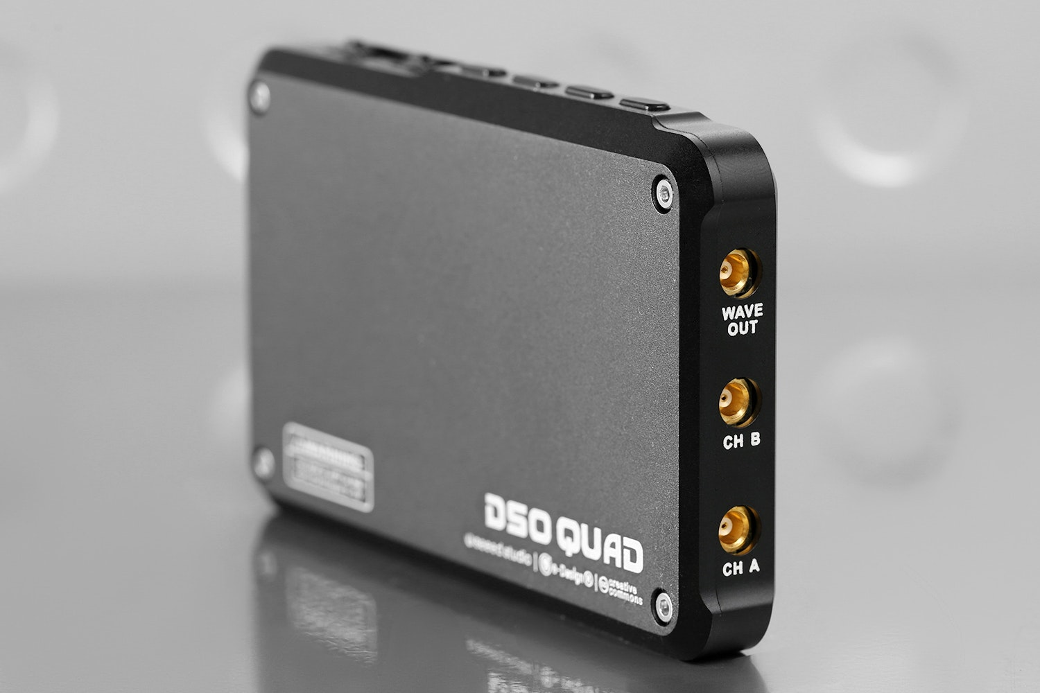 Seeed DSO Quad Pocket Size Oscilloscope