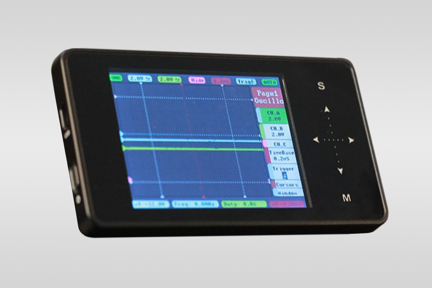 Seeed DSO Touch Digital Oscilloscope