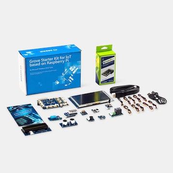 Seeed Grove IoT Kit for Raspberry Pi