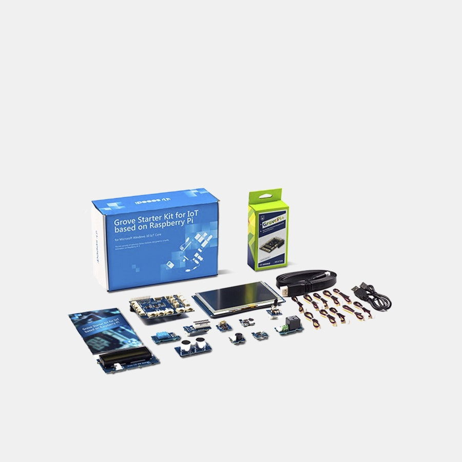 Seeed Grove IoT Kit for Raspberry Pi