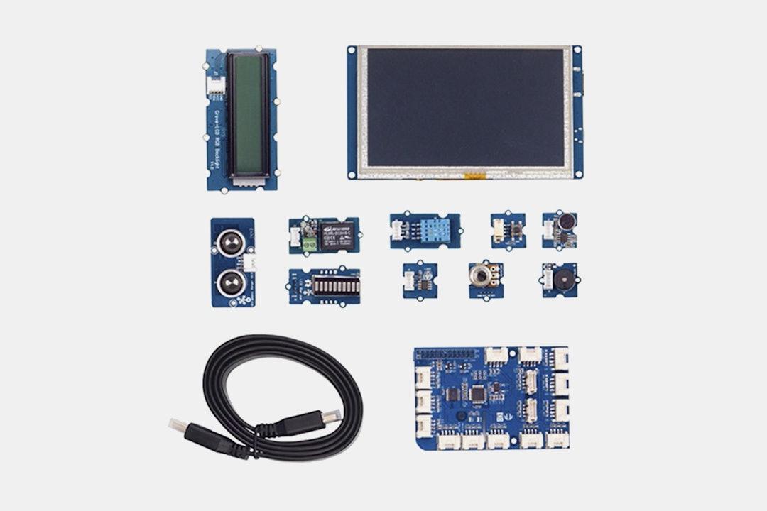 Seeed Grove IoT Starter Kit for Raspberry Pi