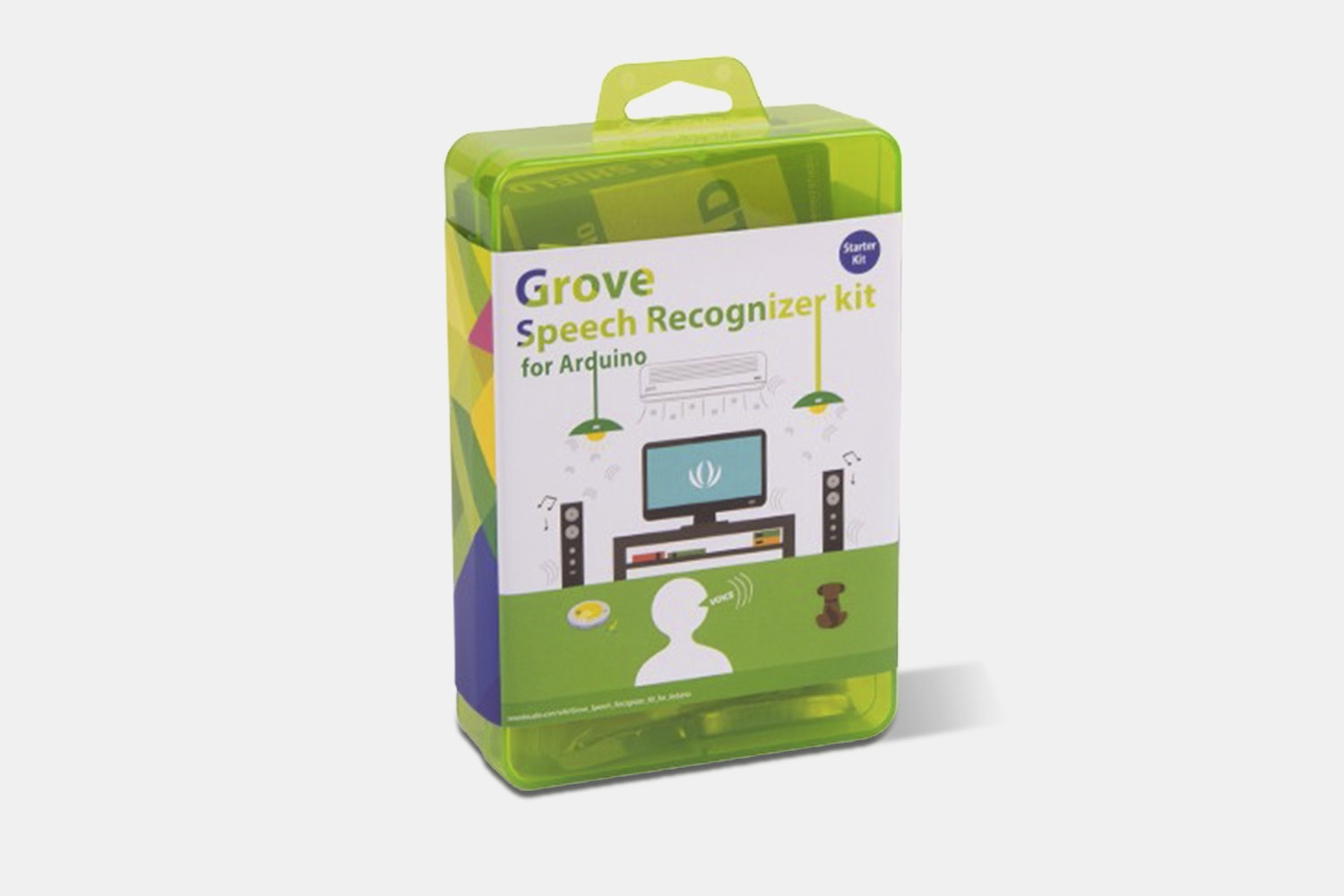 Seeed Grove Speech Recognizer Kit for Arduino