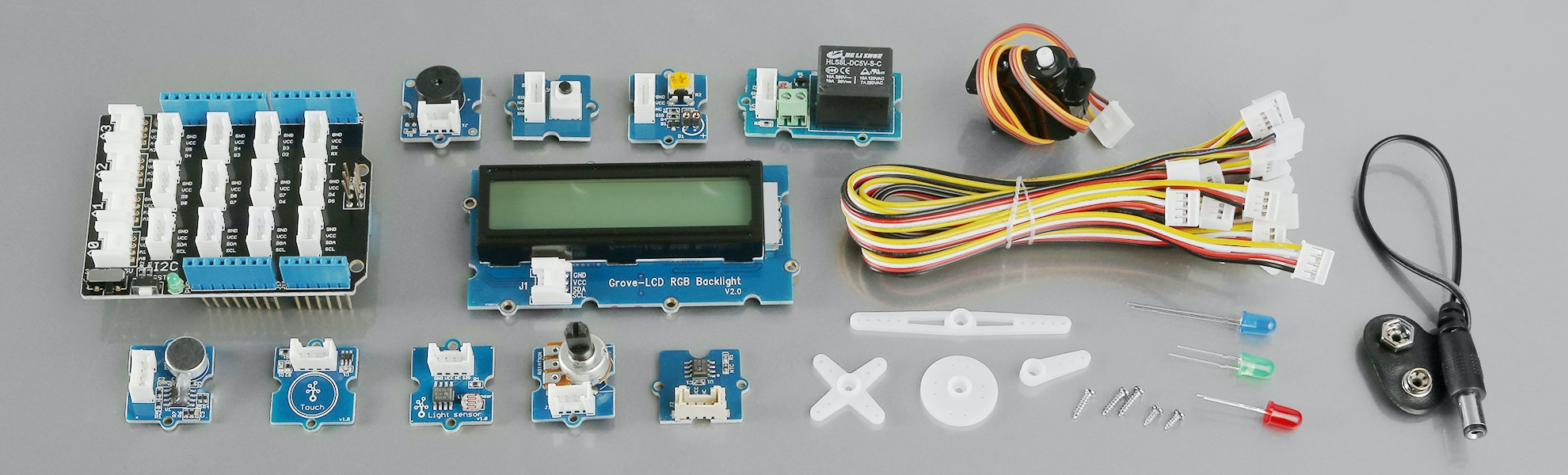 Seeed Grove Starter Kit for Arduino