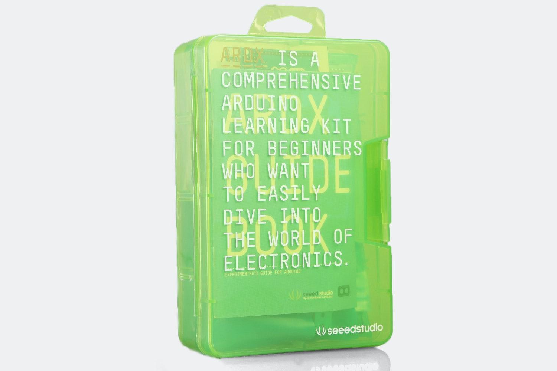 Grove Starter Kit + Arduino Starter Kit (+ $55)