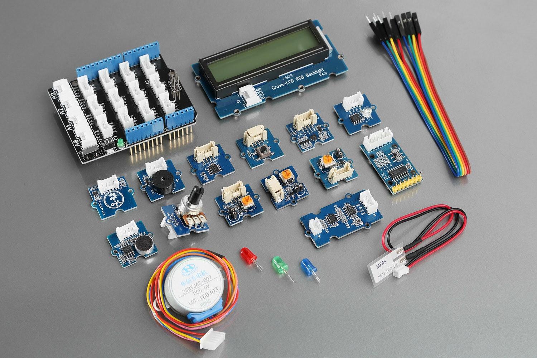 SEEED Grove Starter Kit Plus IoT Edition