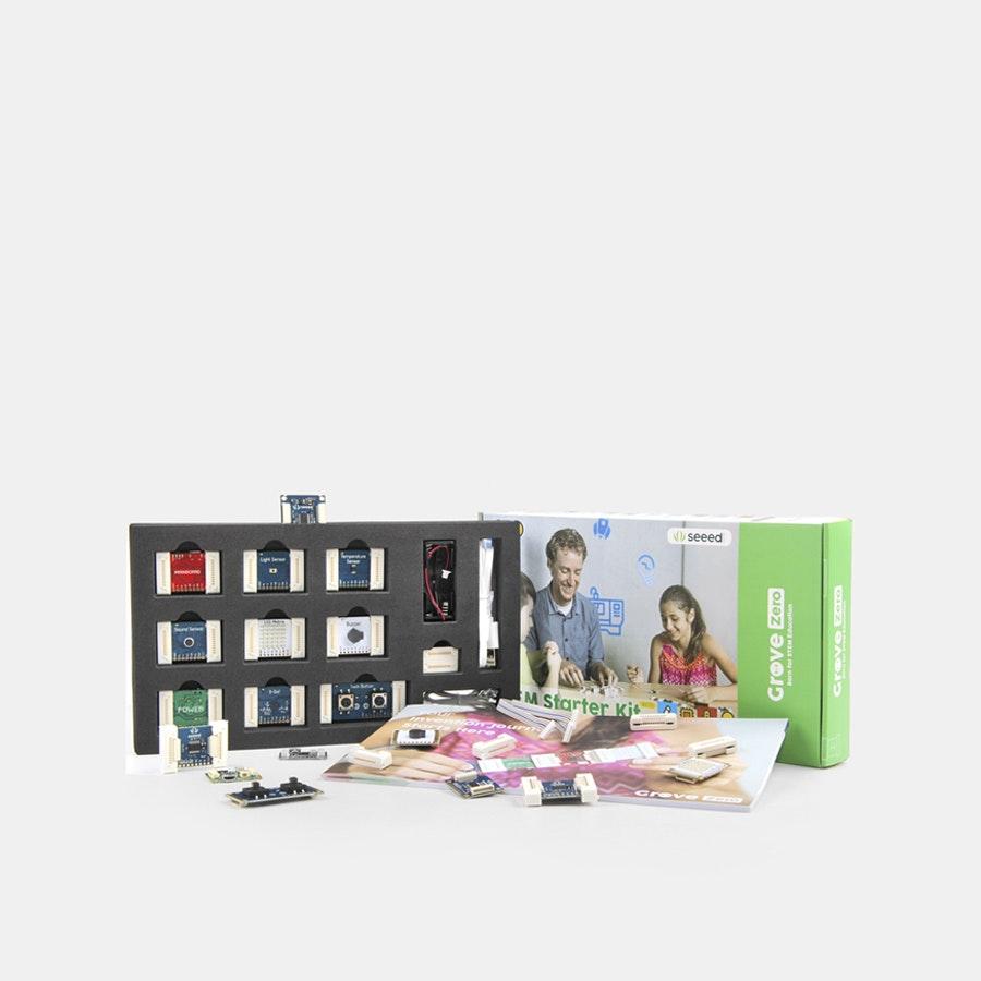 Seeed Grove Zero STEM Starter Kit for Kids