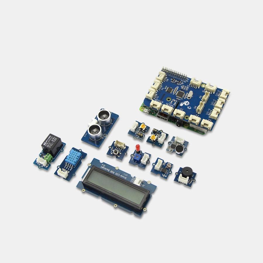 Seeed GrovePi+ Starter Kit for Raspberry Pi