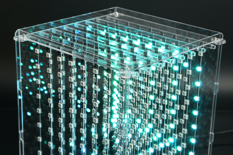 Seeed L3D Cube (8x8x8 Full Color Kit)
