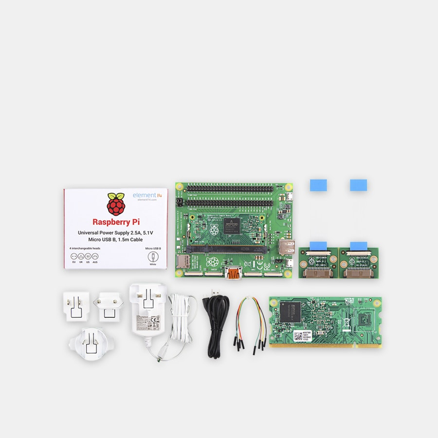 Seeed Raspberry Pi Compute Module 3 Dev Kit