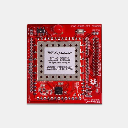 Seeed RF Explorer 3G+ IoT for Raspberry Pi Details | Drop