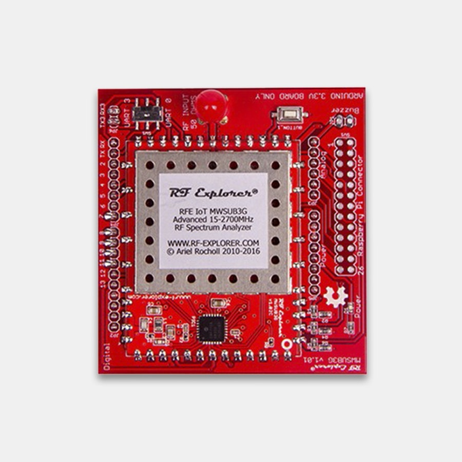 Seeed RF Explorer 3G+ IoT Shield for Arduino