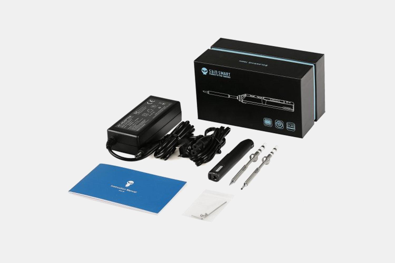 SainSmart Pro 32-piece soldering tool set (+ $59.99)