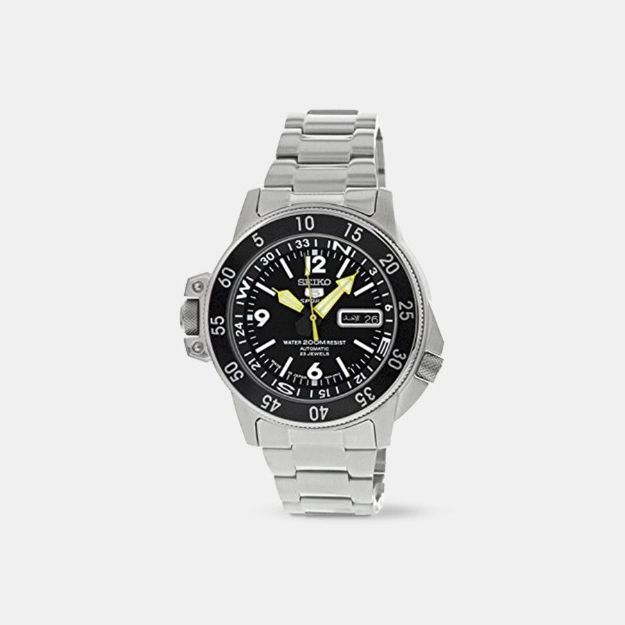 Seiko 5 Automatic Compass Watch