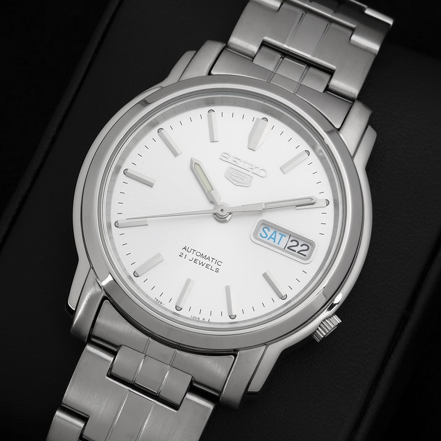 Seiko 5 Dress SNKK Watch