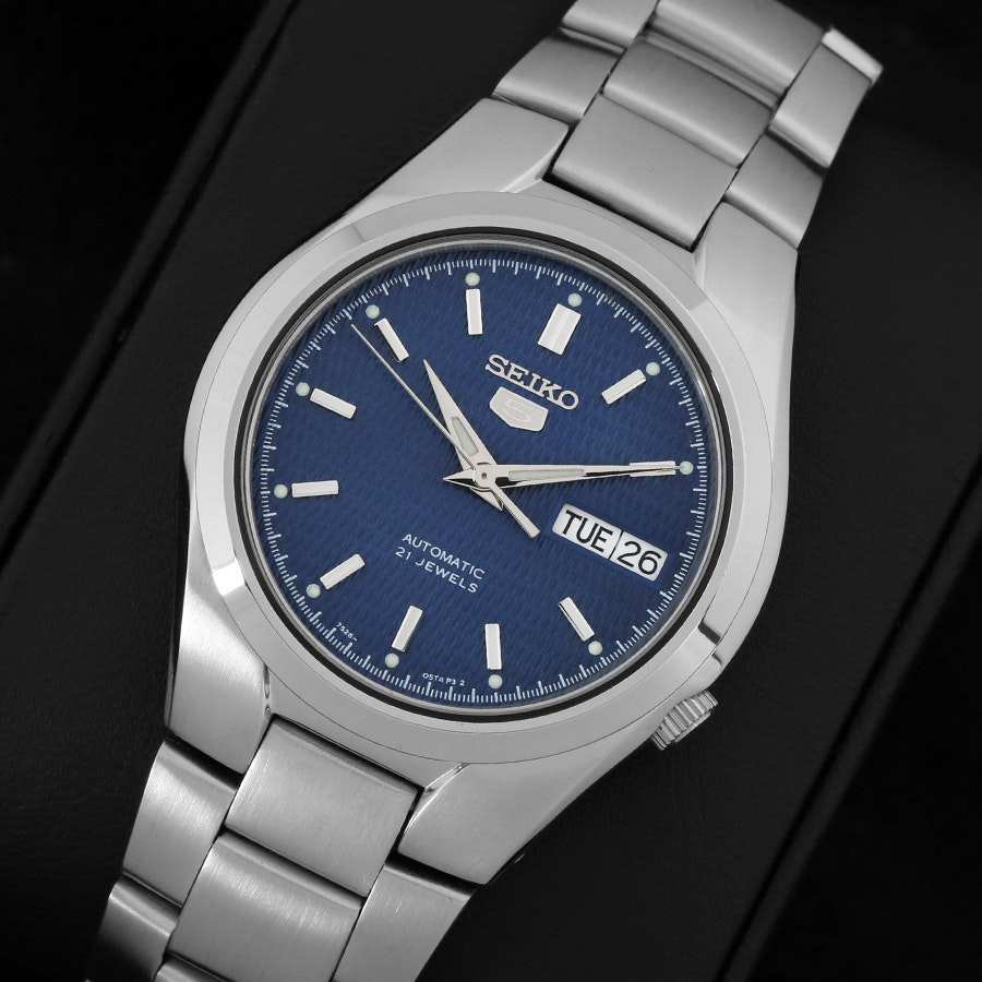 Seiko 5 SNK Automatic Watch