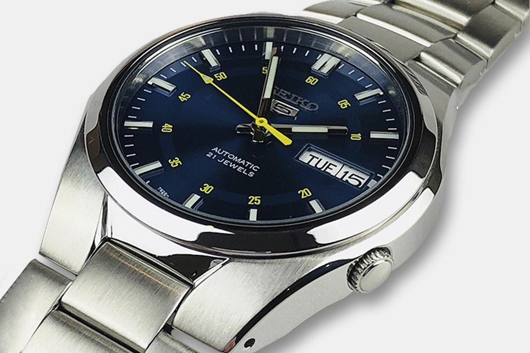 online retailer 22045 418fc PRE-ORDER THE SEIKO 5 SNK615K1 AUTO @ DROP $70