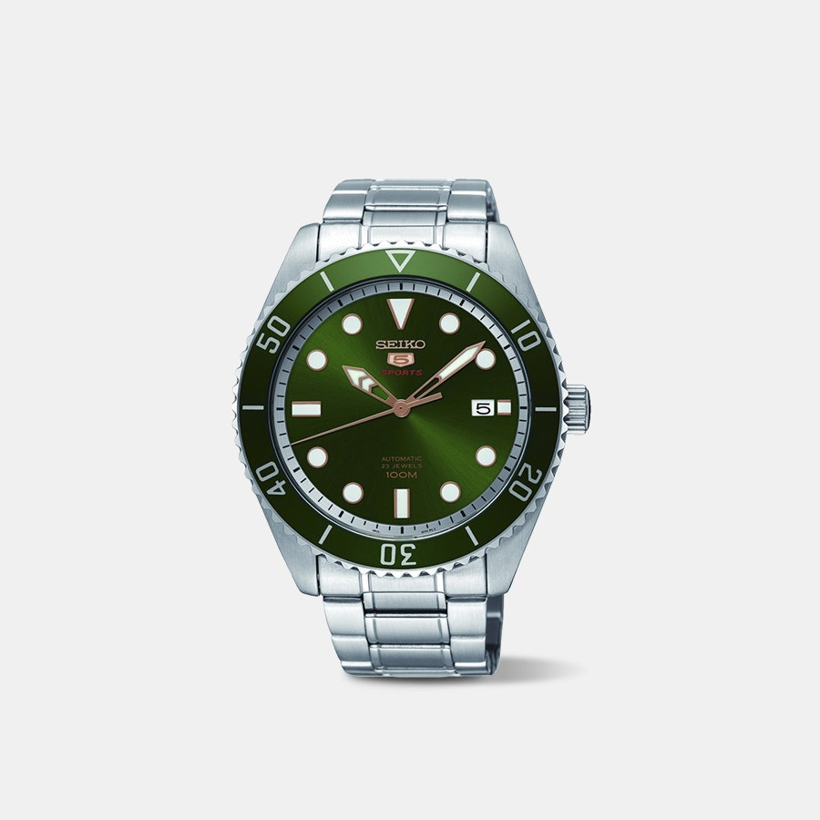 Seiko 5 Sports Diver SRPB Automatic Watch