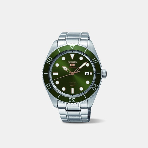 cb550c589 Seiko 5 Sports Diver SRPB Automatic Watch | Price & Reviews | Drop  (formerly Massdrop)