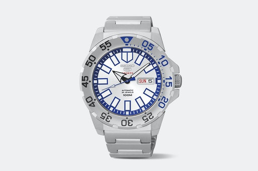"""Seiko 5 SRP48X """"Baby Monster"""" Automatic Watch"""