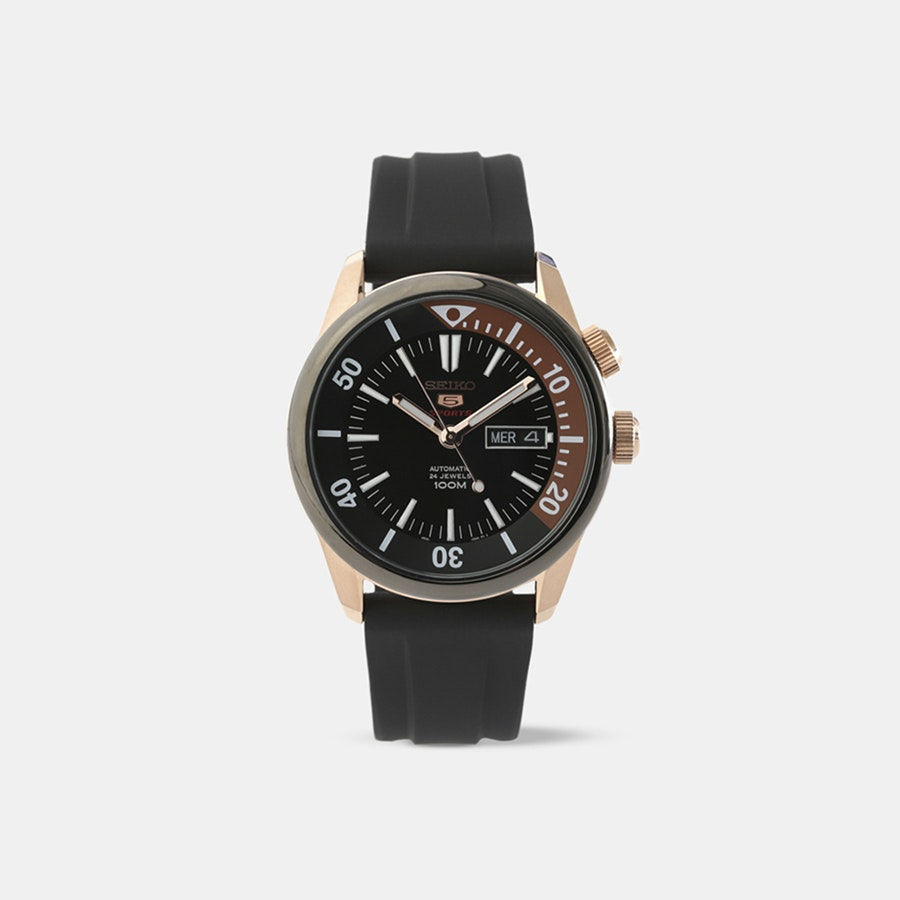 Seiko 5 SRPB Dual Crown Automatic Watch