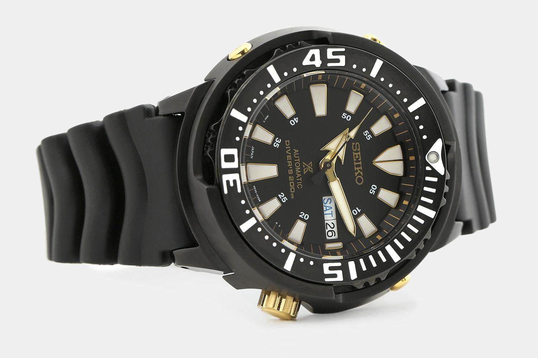 "Seiko ""Baby Tuna"" SRP Watch"