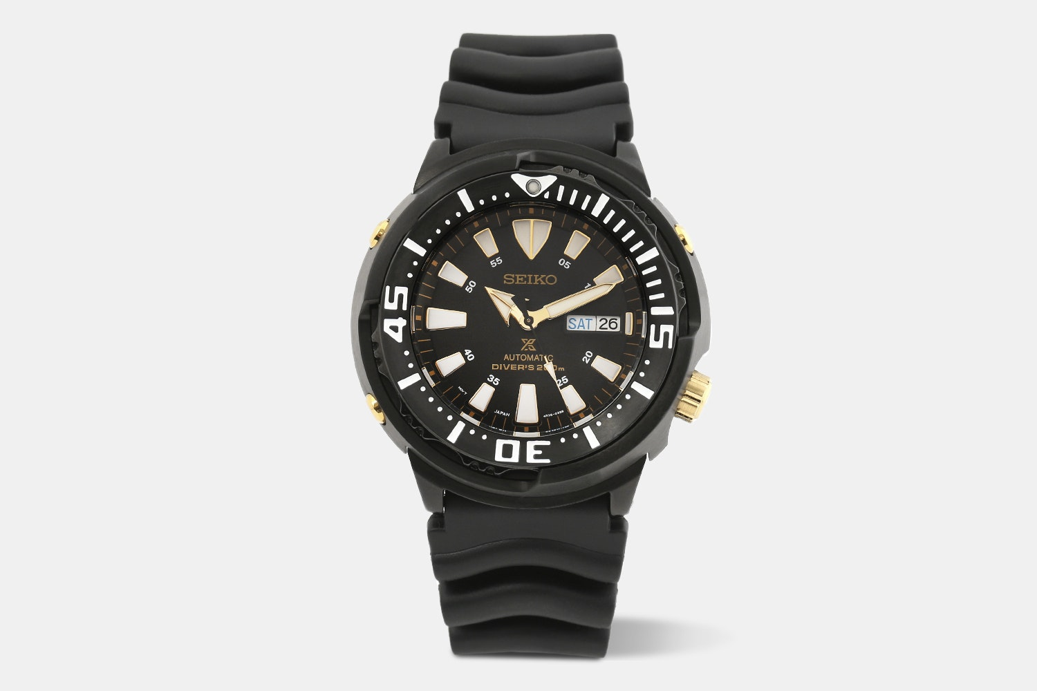 "Seiko ""Baby Tuna"" SRP Watch"