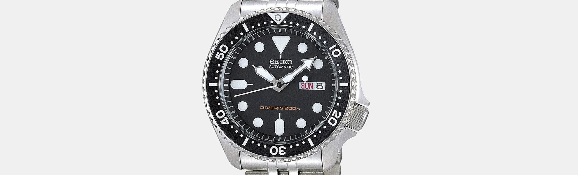Seiko Core Diver SKX Automatic Watch