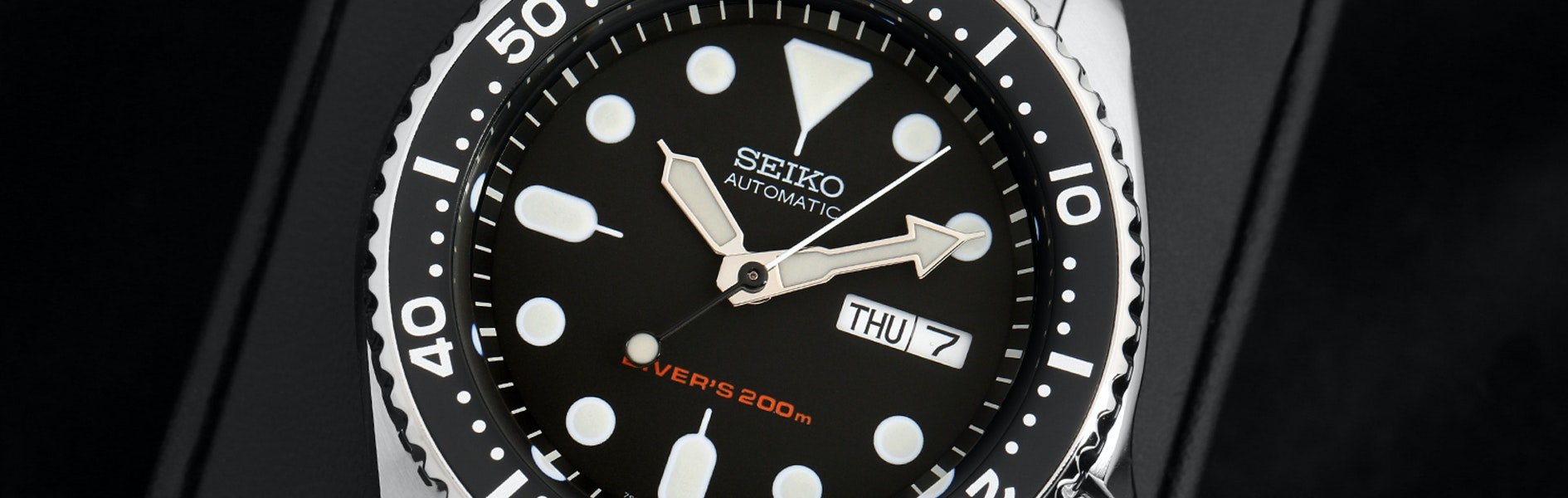 Seiko Core SKX Dive Watch