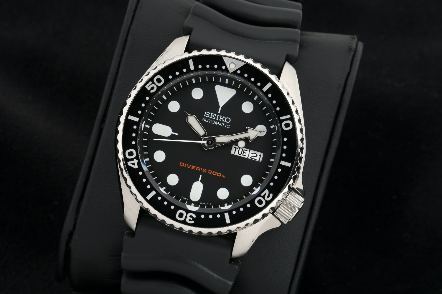 Seiko Core Diver SKX Automatic Watch