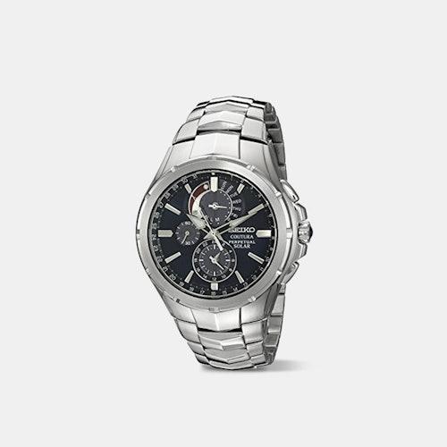 Seiko Coutura Solar Watch Price Reviews Drop Formerly Massdrop