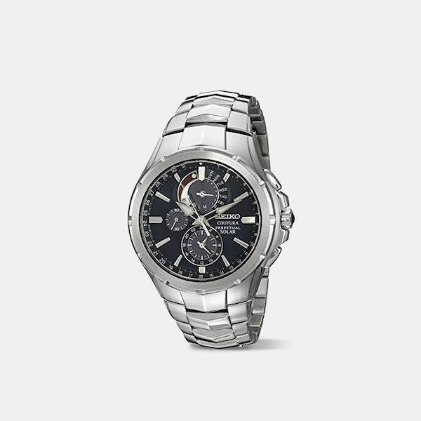 Seiko Coutura Solar Watch Price Amp Reviews Massdrop