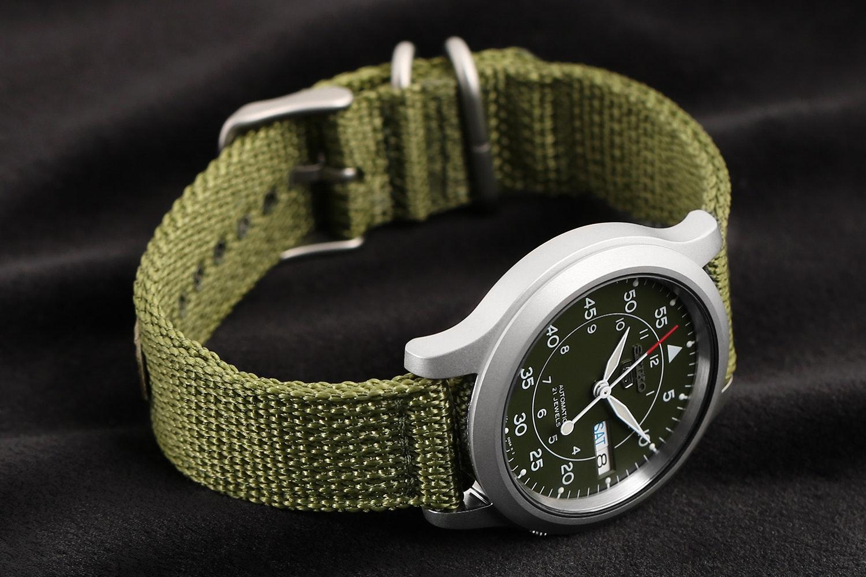 Seiko Flieger SNK Watch