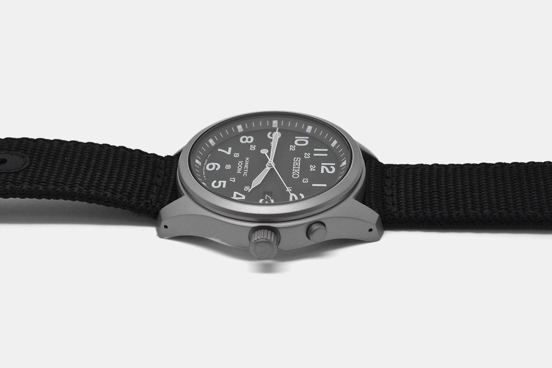 Seiko Kinetic Field Watch