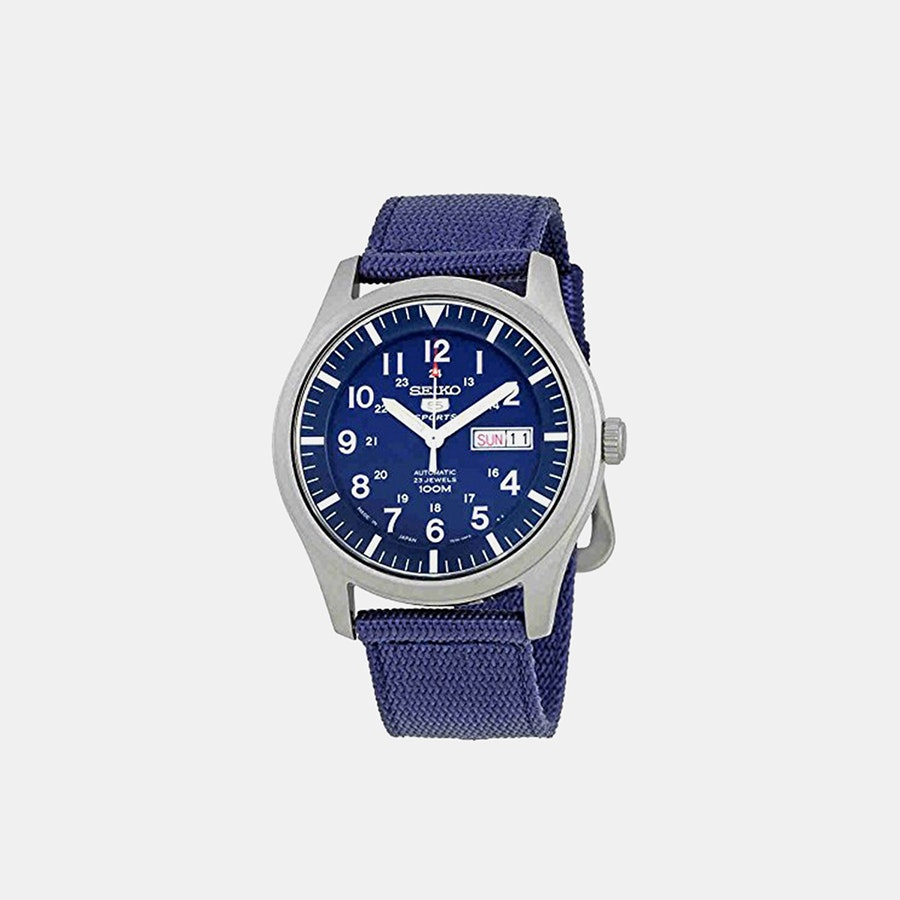 Seiko 5 Sport SNZG Watch