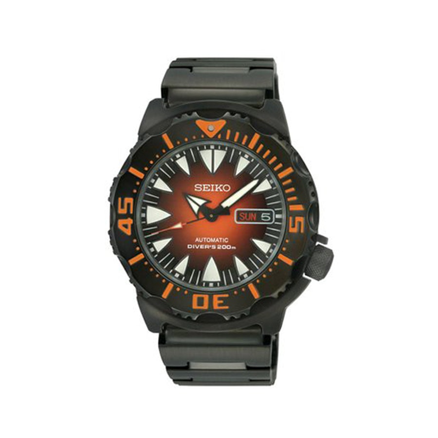 Orange Fade, PVD IP Steel Bracelet SRP311 (-$12)