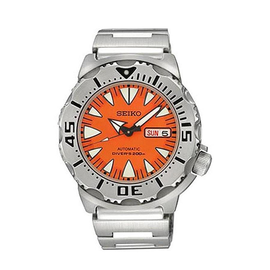 Orange, Steel Bracelet SRP309