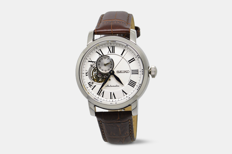 Seiko Premier SSA Watch