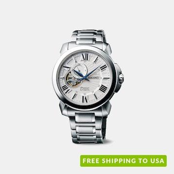 Seiko Premier SSA3XX Automatic Watch