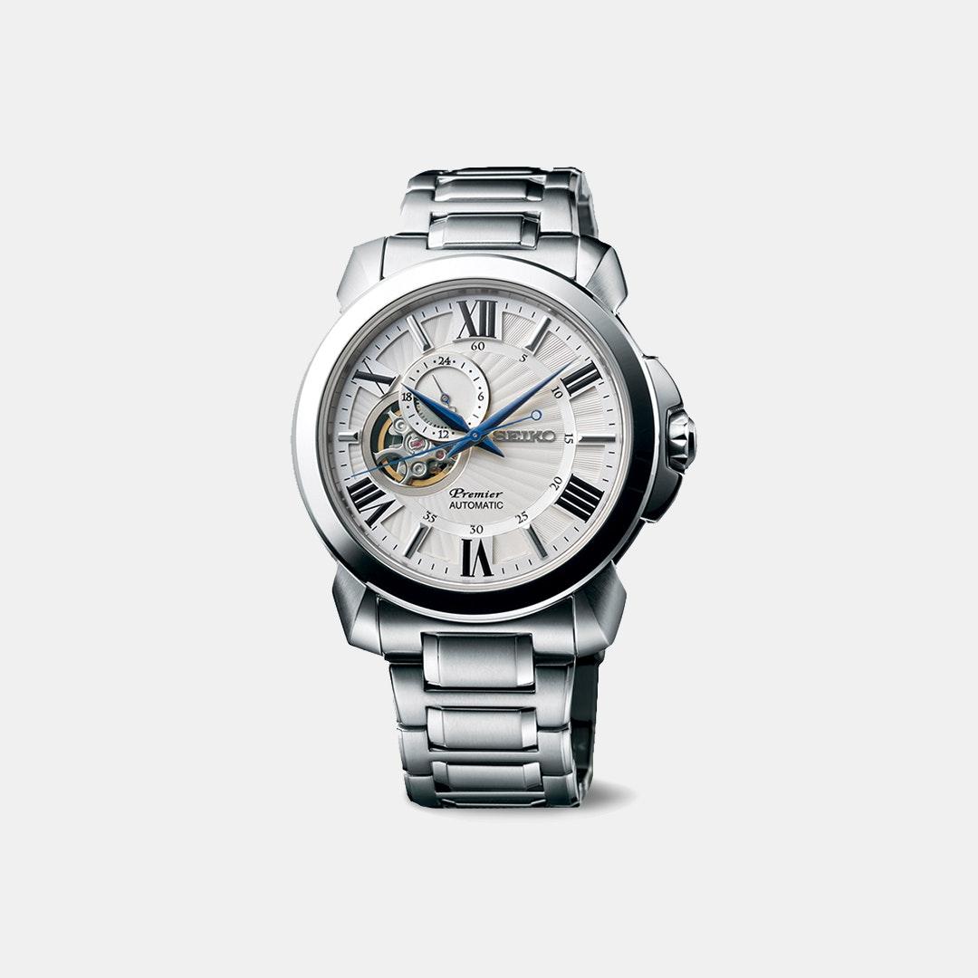 a506833b5 Seiko Premier SSA3XX Automatic Watch   Price & Reviews   Drop (formerly  Massdrop)