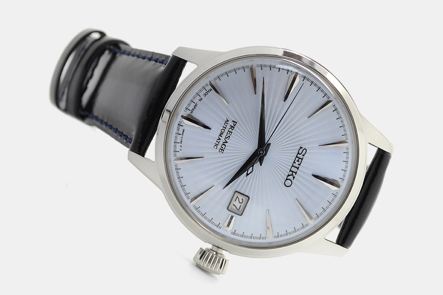 "Seiko Presage ""Cocktail Time"" Automatic Watch"