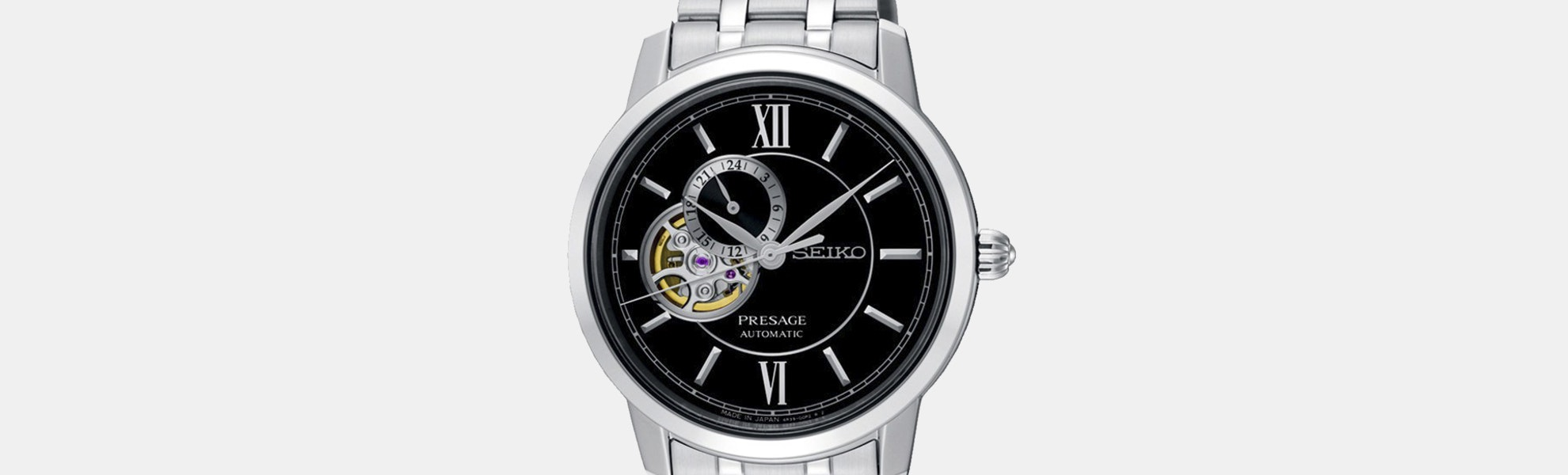 Seiko Presage SSA Automatic Watch