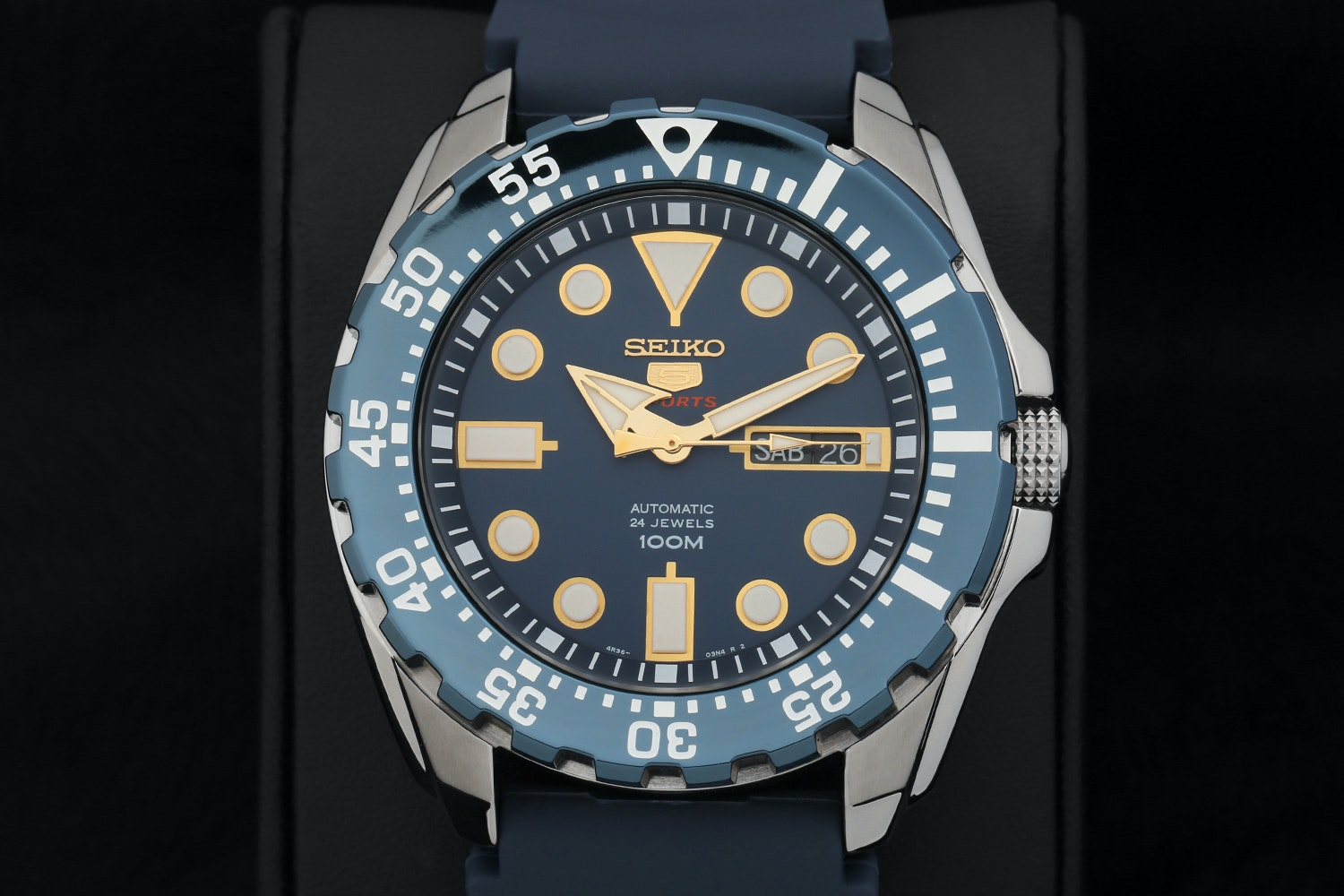 Seiko SRP605 Automatic Dive Watch