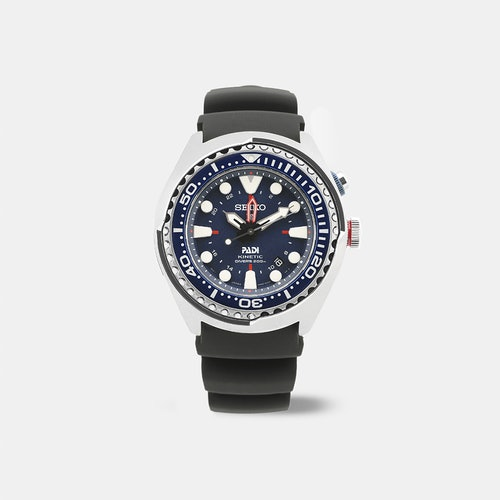 Seiko Prospex Gmt Padi Sun065 Kinetic Watch Price Reviews