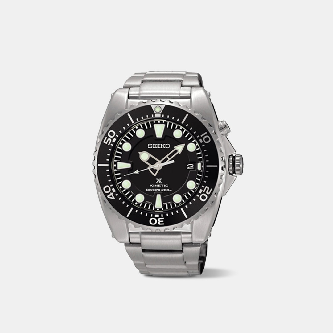 Shop seiko kinetic watch charger discover community reviews at massdrop for Seiko kinetic watches