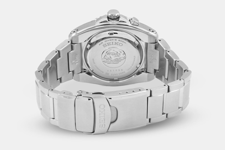 Seiko Prospex Kinetic Diver's Watch