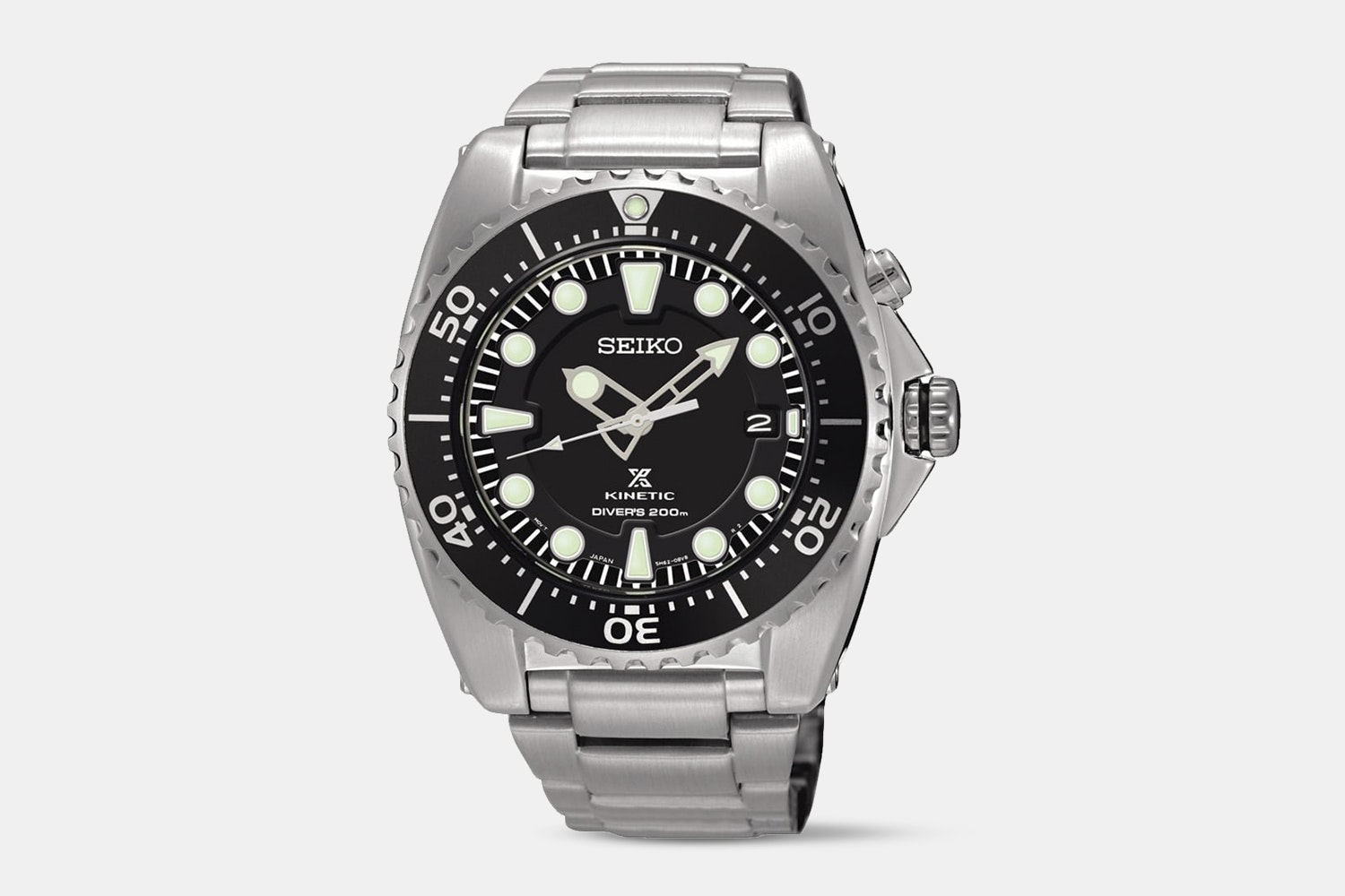 Seiko Prospex Kinetic Diver's Watch