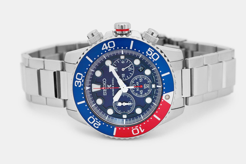 Seiko Prospex Solar SSC Watch