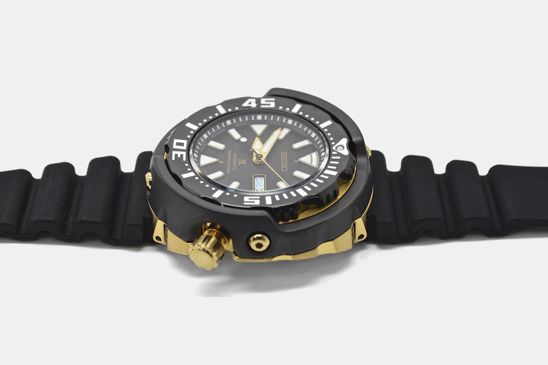 Seiko Prospex SRPA Automatic Scuba Diver's Watch