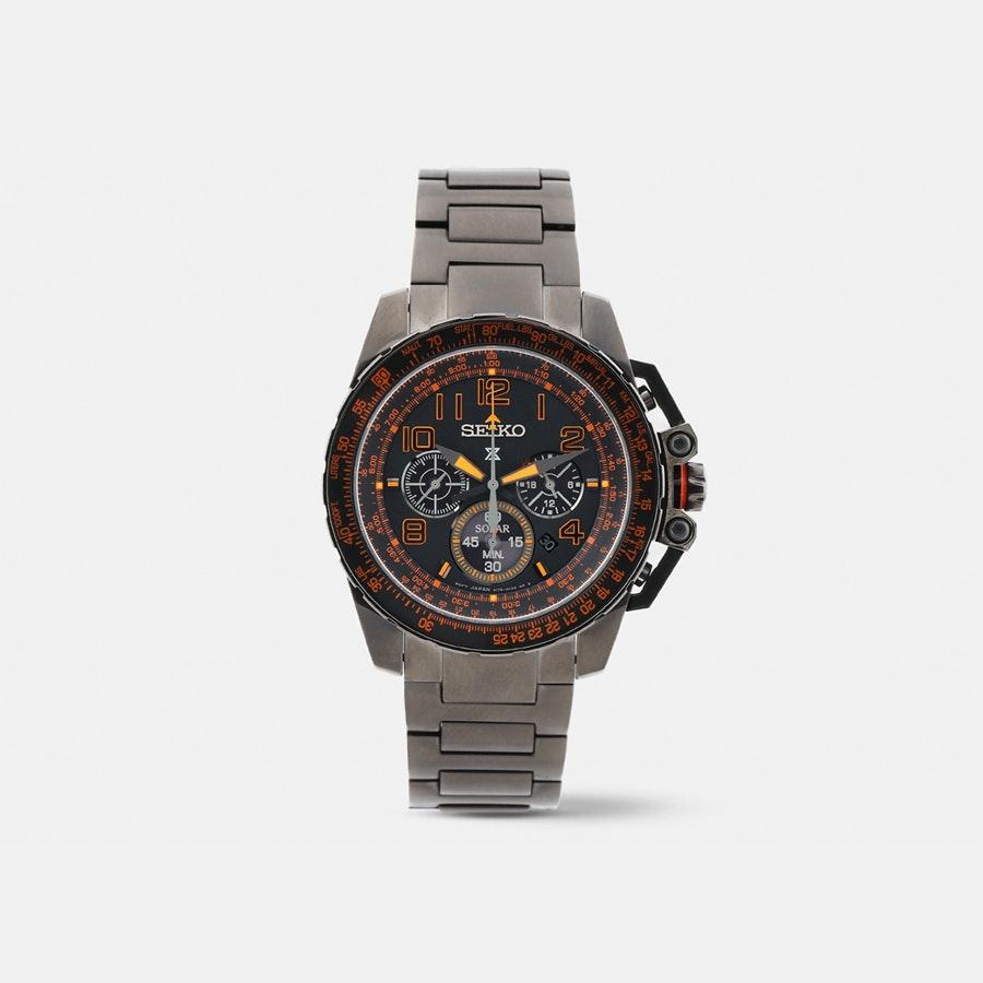 Seiko Prospex SSC Flight Computer Solar Watch