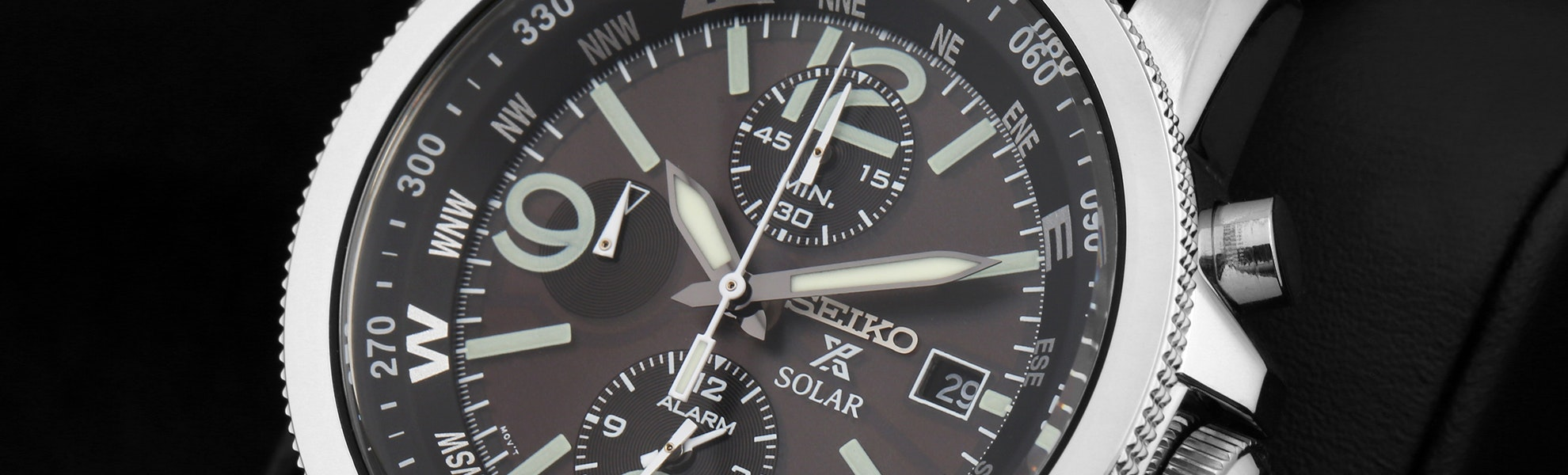 Seiko Prospex SSC Solar Flight Watch